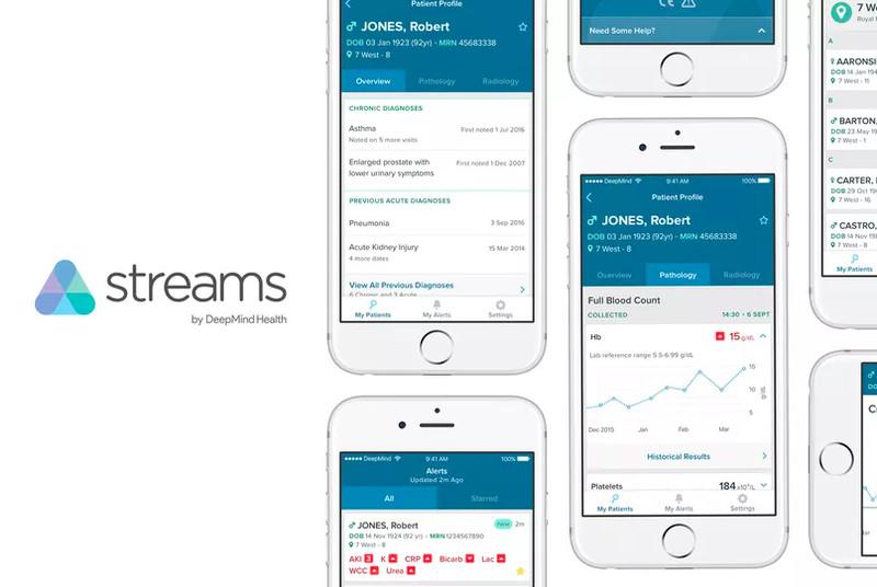 DeepMind's Stream App